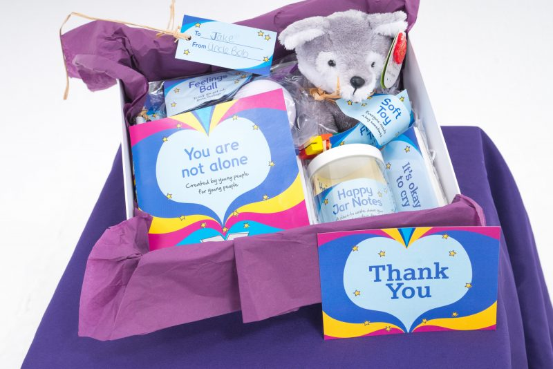 Nelson's Journey Smiles & Tears Box