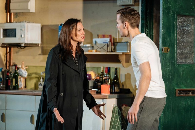 The Girl on the Train at Norwich Theatre Royal