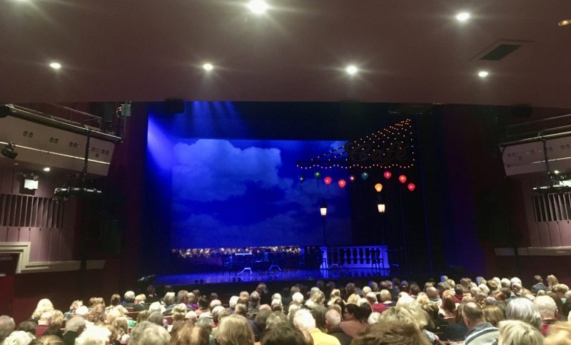 Norwich Theatre Royal audience