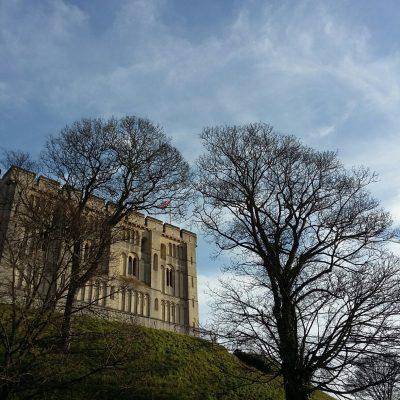 Union Jack at Norwich Castle