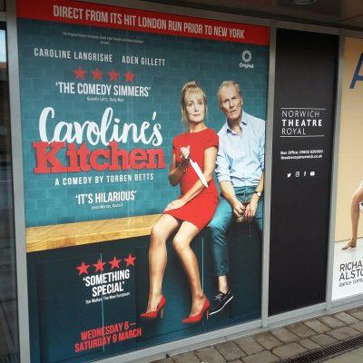 Caroline's Kitchen at Norwich Theatre Royal