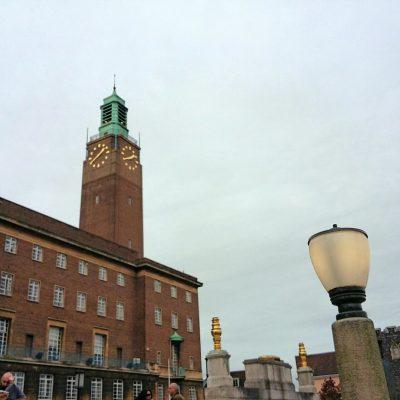 City Hall Norwich
