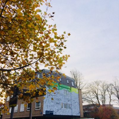 Theatre Street Norwich