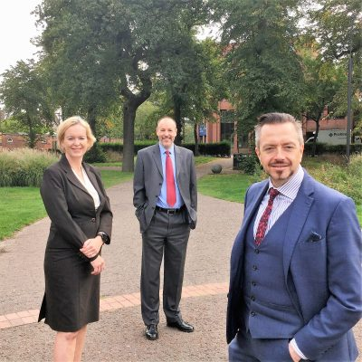 Morgan Jones Pett join Hatch Brenner Solicitors