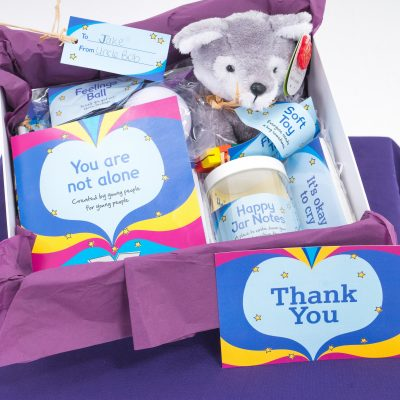 Nelsons Journey Smiles and Tears Box