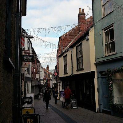 Norwich Lanes