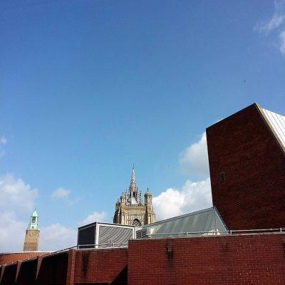 Norwich rooftops