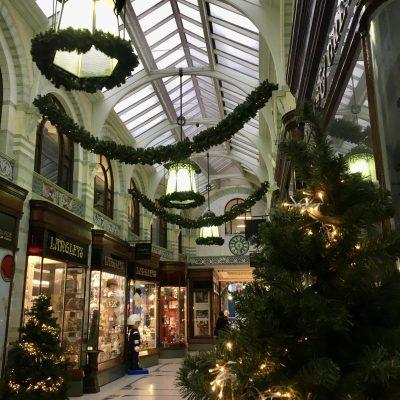 Royal Arcade Christmas Lights
