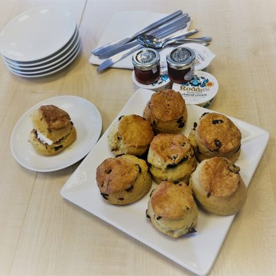 Assembly House Scones