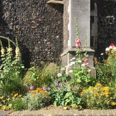 St Stephen's, Norwich Flowers