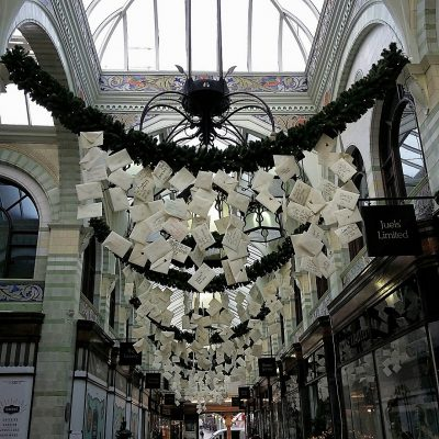 Christmas at The Royal Arcade in Norwich