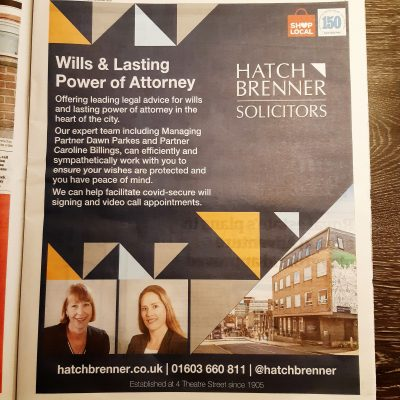 Hatch Brenner Solicitors Wills and LPAs