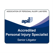 APIL Accredited Personal Injury Specialist Senior Litigator