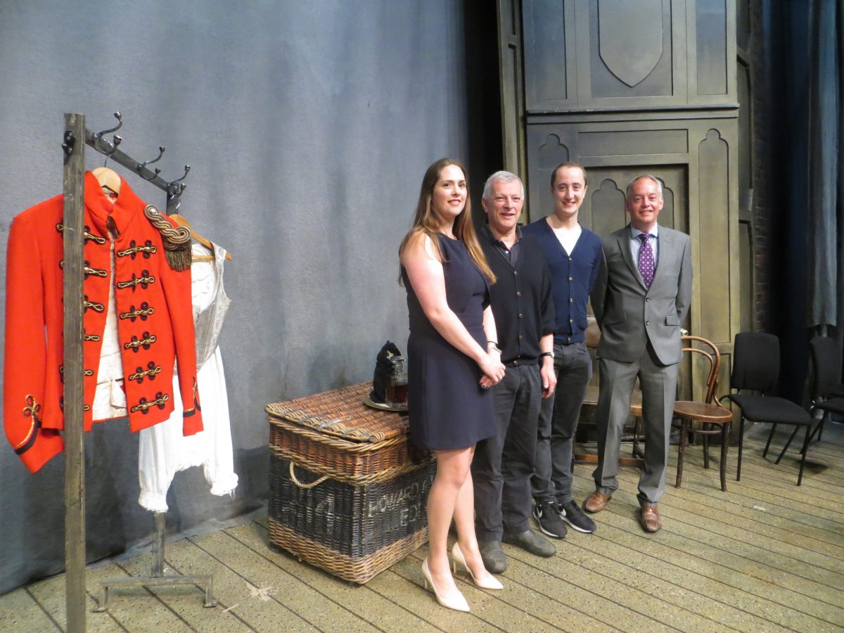 Hatch Brenner Solicitors supports the Woman In Black at Norwich Theatre Royal