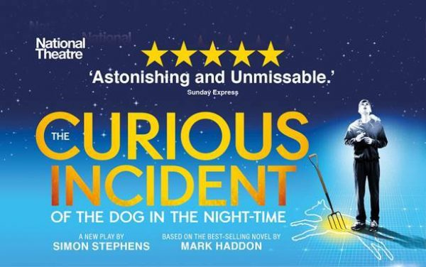 Curious Incident of the Dog in the Night-Time at Norwich Theatre Royal