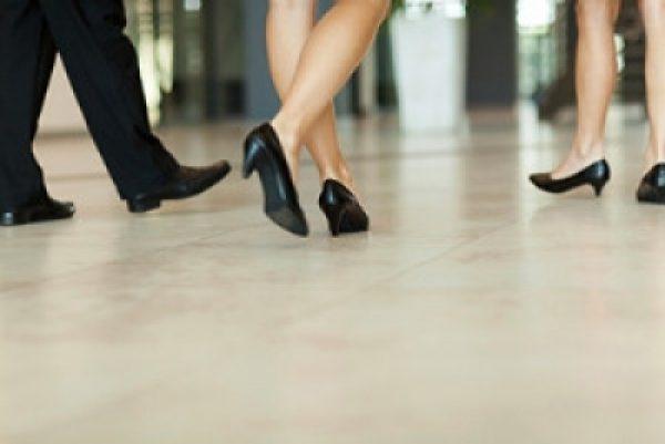 Footwear Employment Law High Heels Case