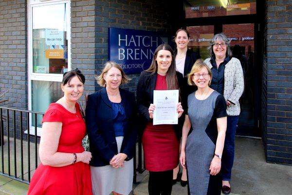 Hatch Brenner Norwich Will Aid Team 2016