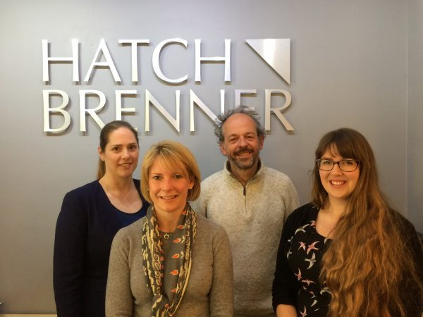 Hatch Brenner announces Norwich charity support
