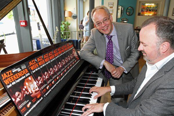 Hatch Brenner supports the Norwich Jazz Weekender