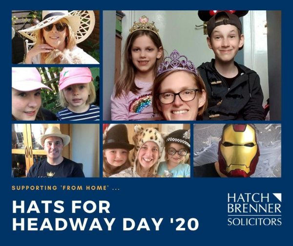 Hats for Headway 2020