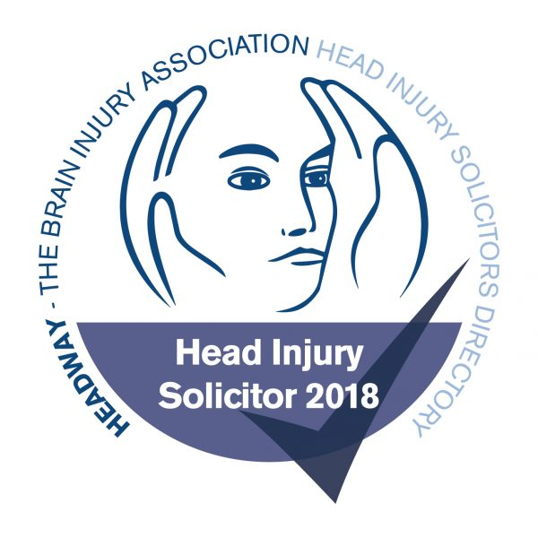 Head Injury Solicitor Logo 2018