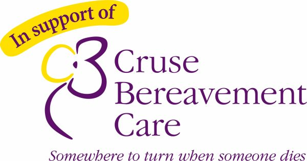 In Support Of Cruse Norwich Logo