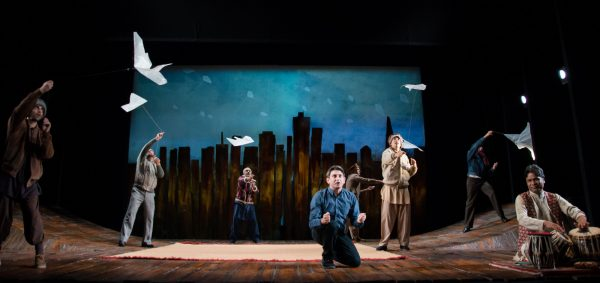 Kite Runner at Norwich Theatre Royal. Photo Betty Laura Zapata