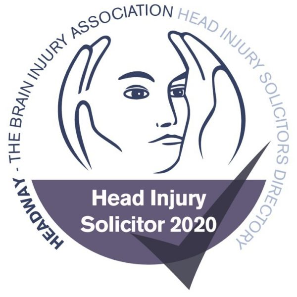 Headway Head Injury Solicitor Logo 2020