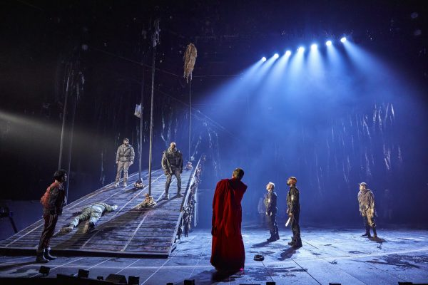 Macbeth London Cast