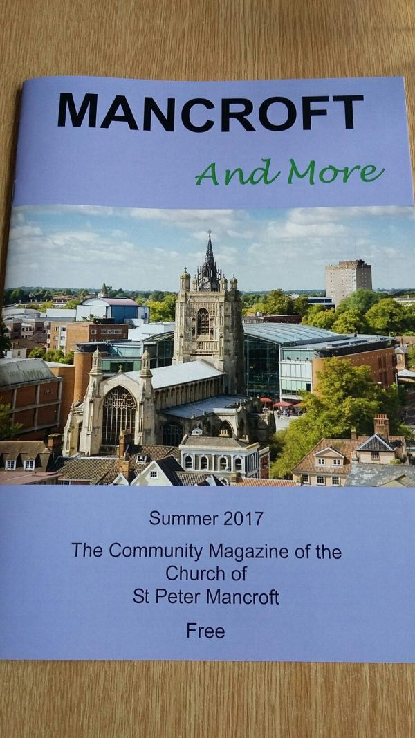 Mancroft And More Magazine, Norwich