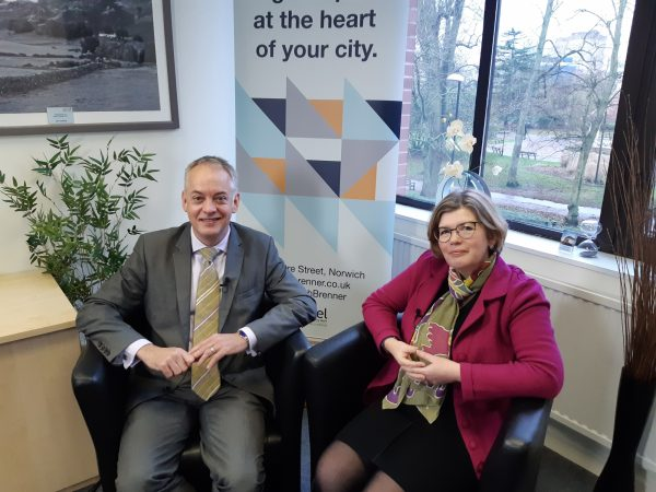 Mark Fitch And Amanda Reynolds Mediation in the Workplace Interview