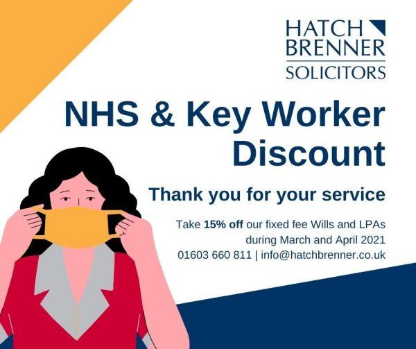 NHS Key Worker Discount