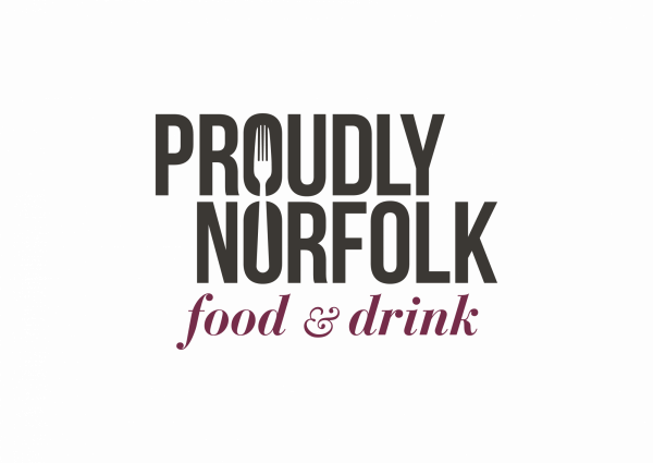Proudly Norfolk Food And Drink Logo Master