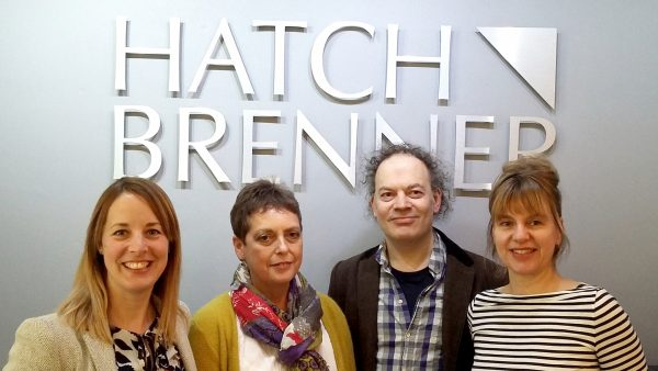 Hatch Brenner supports The Voice Project Norwich
