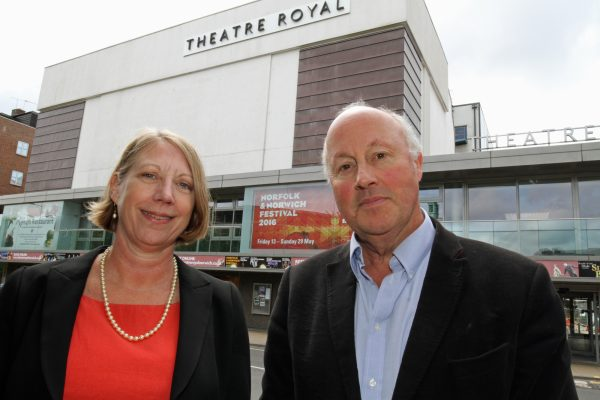 Hatch Brenner new Drama Venue Sponsor at Norwich Theatre Royal