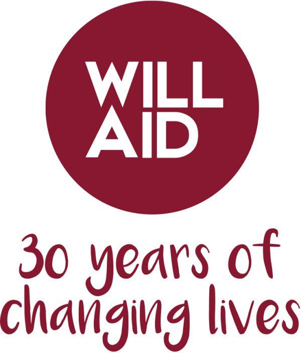 Will Aid Logo 30