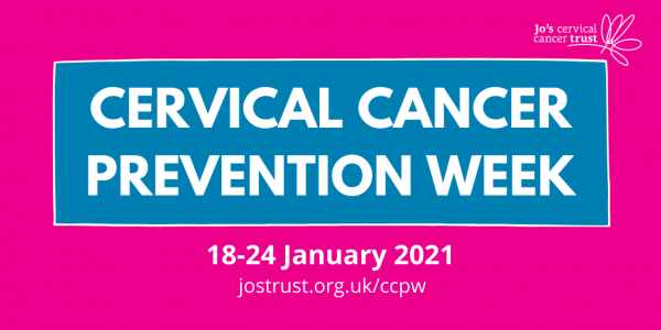 Cervical cancer prevention week 2021
