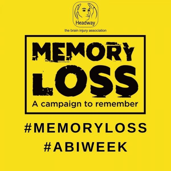 ABI Week 2020 Memory Loss Headway UK