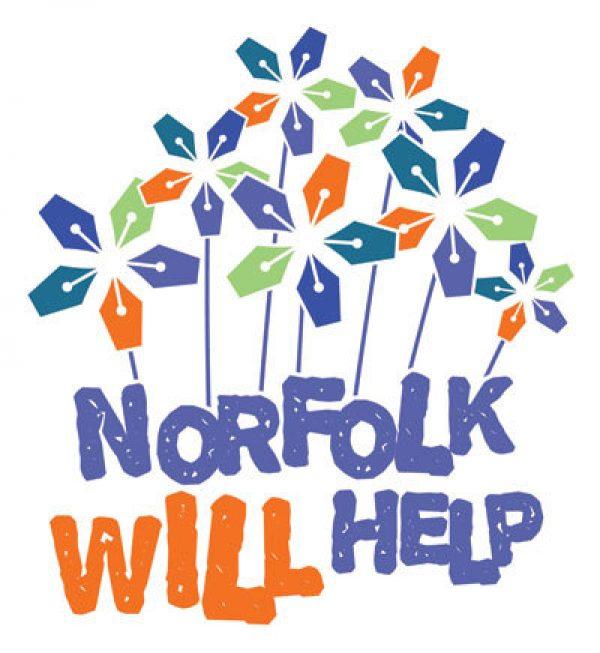 Norfolk Will Help Logo