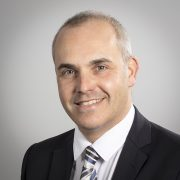 Ian Johnson, Head of Finance